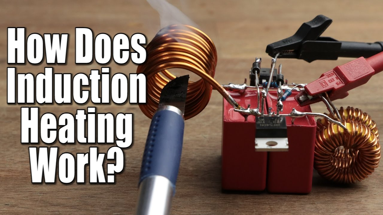 How does Induction Heating Work? || DIY Induction Heater ...