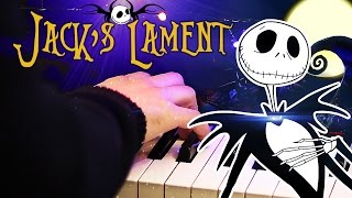Watch Tim Burton Jacks Lament video