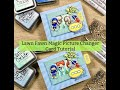Lawn Fawn Magic Picture Changer Card Tutorial
