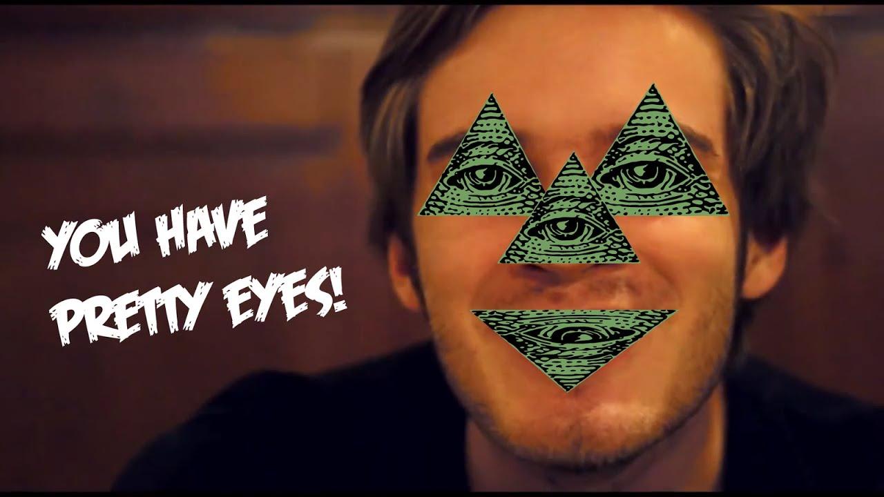 PewDiePie Hd: Illuminati Is Pewdiepie Confirmed 2016 NEW INSIGHT MUST