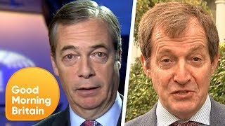 "Nigel Farage Blasts Theresa May: ""This Is the Worst Deal in History"