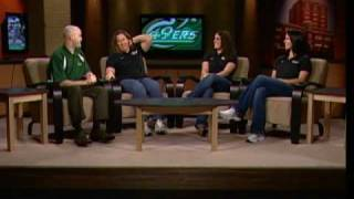 Campus Conversations - UNC Charlotte Softball - Spring 2010