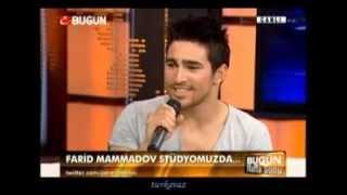 "Farid Mammadov : ""I will represent both Turkey and Azerbaijan this Year"""