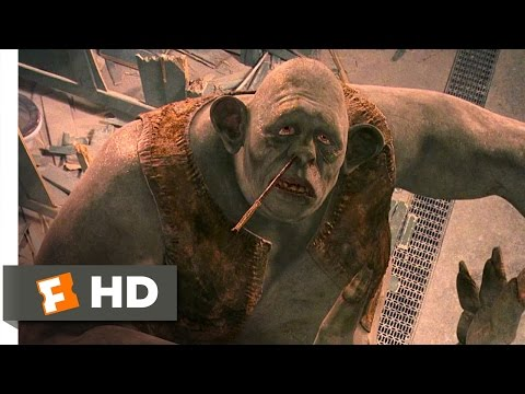 Harry Potter and the Sorcerer's Stone (3/5) Movie CLIP - Toilet Troll (2001) HD