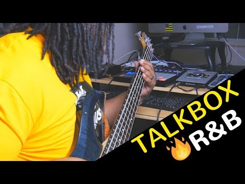 Making A Fire Talk Box R&B Track with Maschine and Cubase | Rhythm and Beats 3