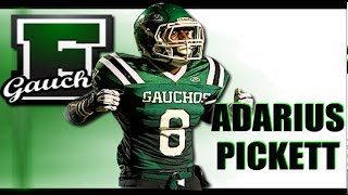 Adarius Pickett : El Cerrito High (CA) Class of 2014 - Senior Year Highlights