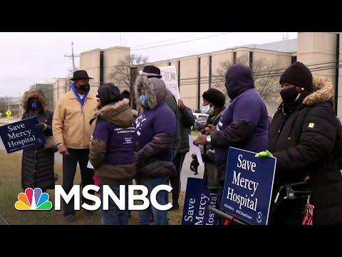 Major Hospital In Black Community Set To Close Amid Pandemic | Ayman Mohyeldin | MSNBC