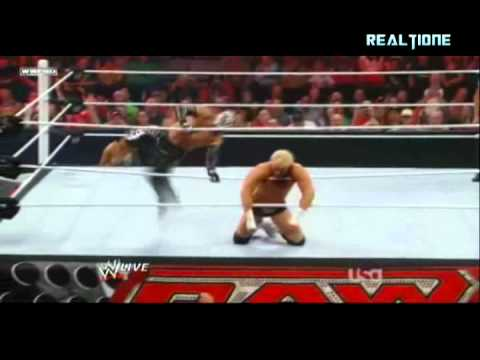 "Raw ""WWE Championship Tournament"" 7/18/11 Highlights (HD)"