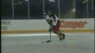 Wayne Gretzky's Hockey Tips - Puck Handling