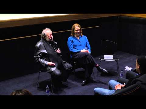 Ricky Jay at the Glasgow Film Festival