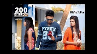 Bewafa Hai Tu| Heart Touching Love Story 2018| ...