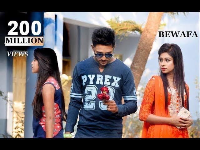 Bewafa Hai Tu  Heart Touching Love Story 2018  Latest Hindi New Song   By LoveSHEET   Till Watch End #1