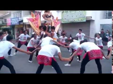 NORSU Dumaguete Hugyawan 2016 - Choose Us Travel and Tours