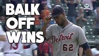 MLB | Balk Off Wins