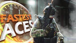 CS:GO - FASTEST Aces! #29 thumbnail