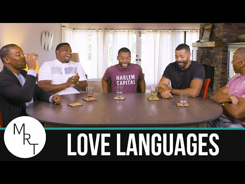 Love Languages | Men's Round Table | A Black Love Series