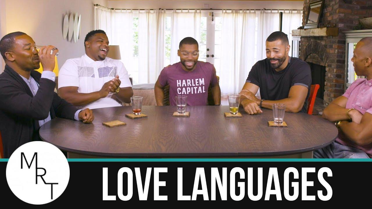 Download Love Languages   Men's Round Table   A Black Love Series