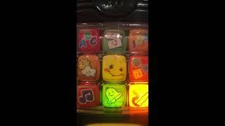 Fisher Price toy phone