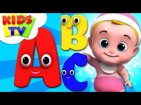 ABC Song  Phonics Song For Children  Nursery Rhymes  Kids Songs