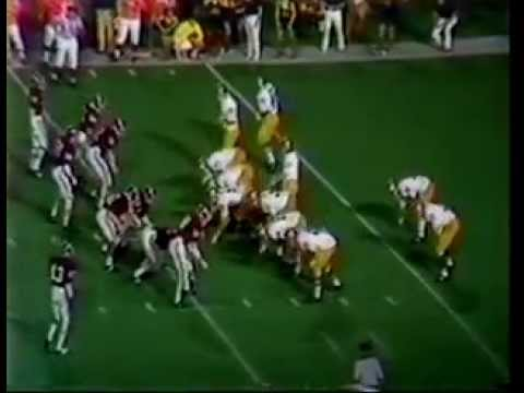 1973 Sugar Bowl Highlights Notre Dame Vs Alabama