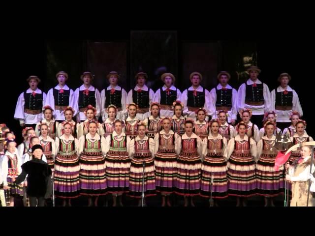 Złota Jerozolima i biedne Betlejem - Koncert kolęd i pastorałek ZPiT Lublin - Lublin 6.01.2015