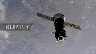 ISS: Expedition 57