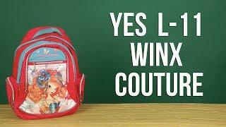 Розпакування YES L-11 Winx Couture