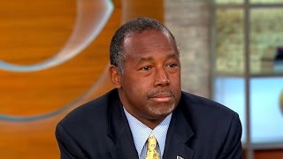 Ben Carson defends comments on Oregon mass shooting, gun control