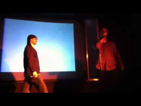 Allard @ karaoke
