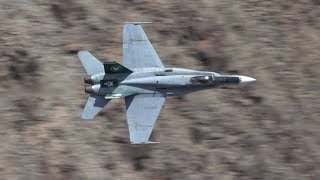 Death Valley - Star Wars Canyon F/A-18C