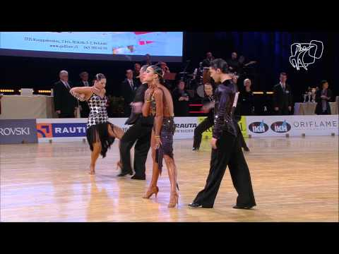 2015 Helsinki PD Open Latin | The Quarterfinal Reel | DanceS