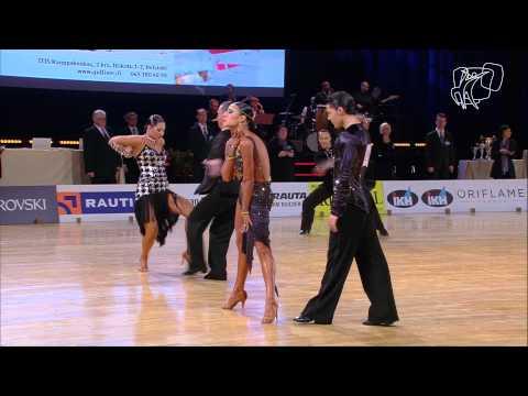 2015 Helsinki PD Open Latin | The Quarterfinal Reel | DanceSport Total