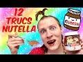12 TRUCS INCROYABLES SUR LE NUTELLA NADEGE CANDLE mp3