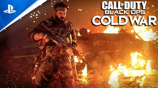 Call of Duty: Black Ops Cold War - Reveal Trailer | PS4