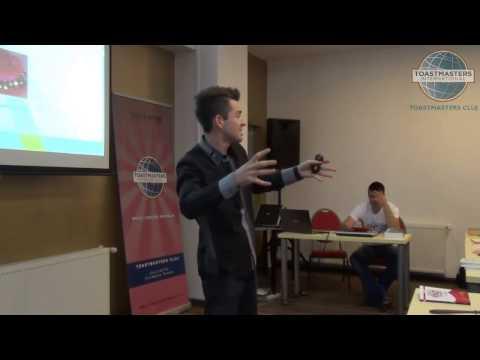 Ovidiu Oltean - Dincolo era mai ieftin | Professional speaker #3: The sales training speech