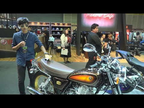 Yamaha Sr400 For Sale >> ร นพ เศษ Yamaha Sr400 40th Aniversary เป ดต วในงาน Big Motor Sale 2019
