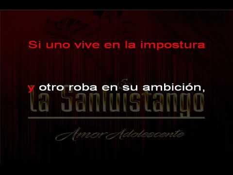 Karaoke Cambalache La Sanluistango