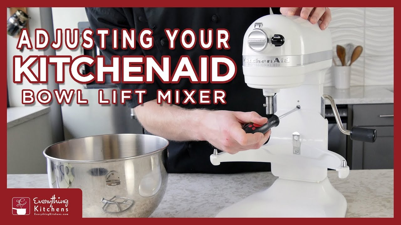 Kitchenaid Not Mixing Properly Bowl Lift Mixer