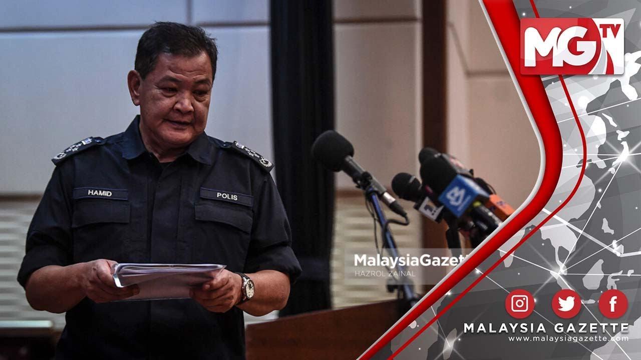 TERKINI : Elak dan Jangan Guna Duit BPN Main Judi Online - Ketua Polis Negara