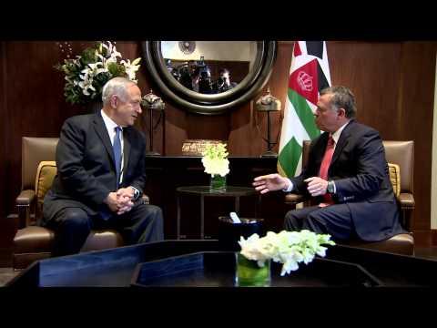 PM Netanyahu's Meeting with King Abdullah II of Jordan