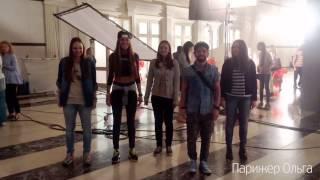 Бекстейдж | съемки клипа Димы Билана
