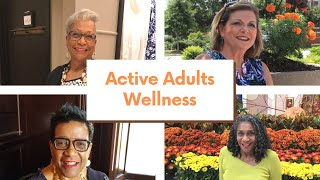 Active Adults Fitness: Cardio, Strength, & Yoga