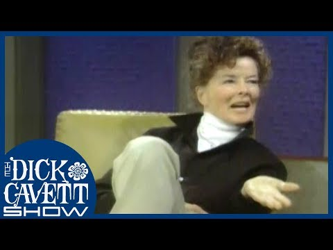 Katharine Hepburn on the Differences Between Men and Women | The Dick Cavett Show