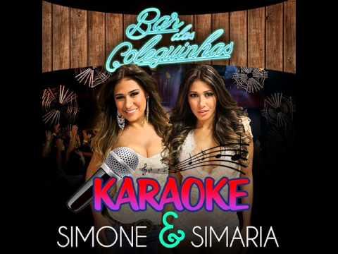 Simone & Simaria - KARAOKÊ - Reparação (+Violão)