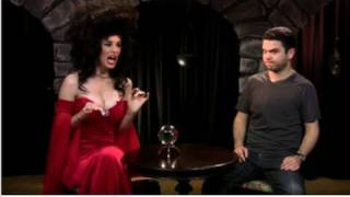 """Ep #4:""""The Tingler"""" w/ guest SAMM Levine (Freaks and Geeks)"""