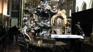 Собор Святого Витта Прага (Видео Турист)(Видео Турист Собор Святого Витта Прага (Видео Турист) Собор Святого Вита, Вацлава и Войтеха (чеш. Katedrála svatého..., 2015-04-14T20:21:17.000Z)