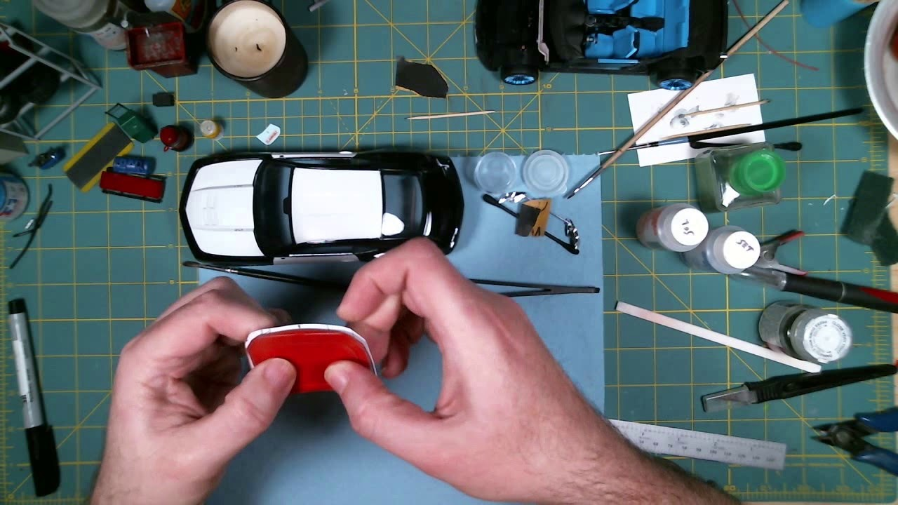 How-To Tutorial - Applying Aftermarket Carbon Fiber Decals