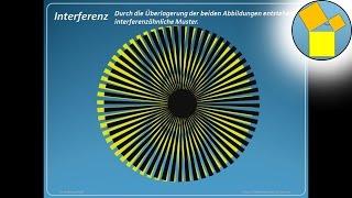 Interferenz - Moiré Effekt [2] - Rueff