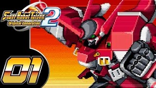Super Robot Taisen Original Generation 2 (GBA)[Blind] Part 1 (Gaint Angel Robot....)