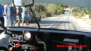 Onboard Krste Trajkovski Dubrovnik 2011